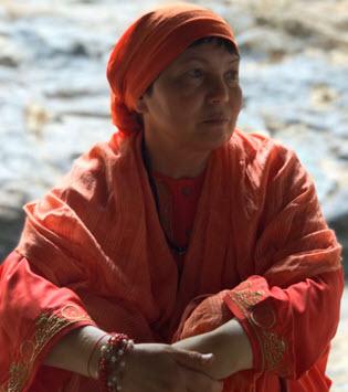 Свамини Сатья Теджаси Гири